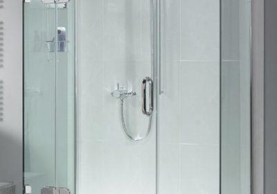 Quy trình lắp đặt vách tắm kính phòng tắm từ A-Z
