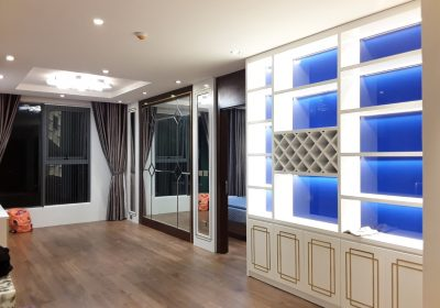Quy trình thi công nội thất nhà anh Hùng – EcoGreen – Nguyễn Xiển