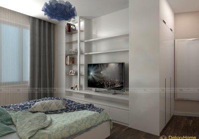 Mẫu Thiết Kế Nội Thất Phòng Ngủ Cho Bé Trai Nổi Bật Năm 2021